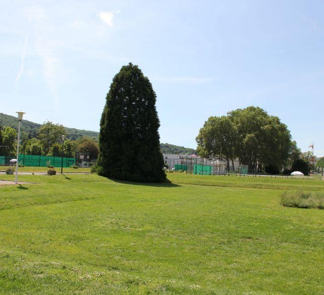 Lenné Schlösschen Parkanlage