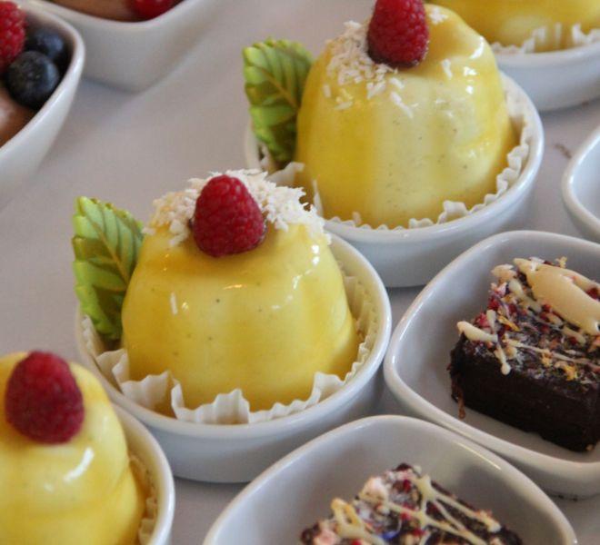 Lenné Schlösschen Dessert