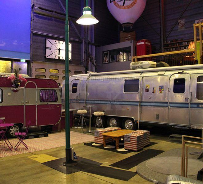 BaseCamp Wohnwagen und Airstream
