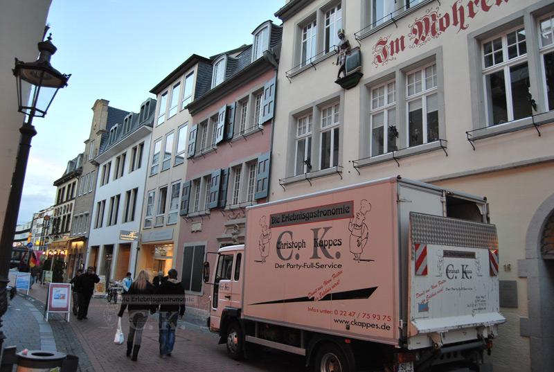 Beethovenhaus Bonn Außenansicht