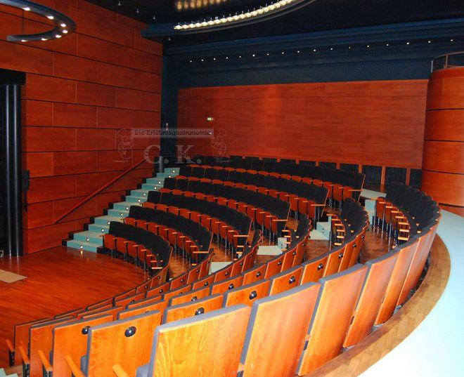 Beethovenhaus Bonn Kammermusiksaal von hinten