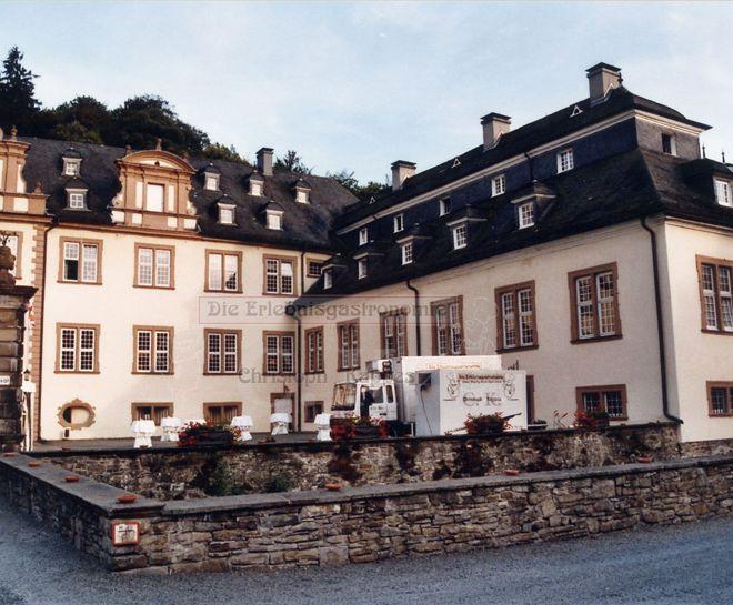 Schloss Ehreshoven Gebäude