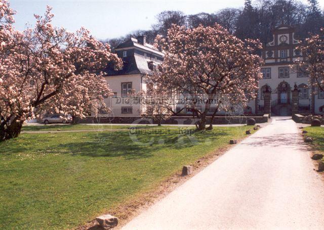 Schloss Ehreshoven Parkanlage