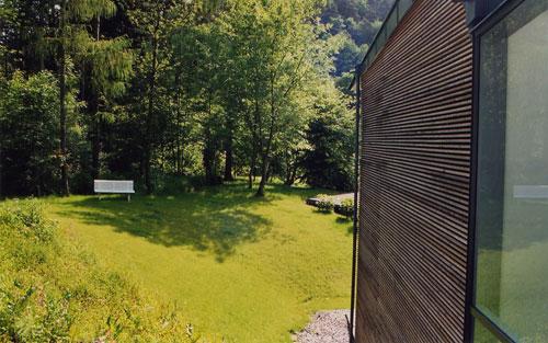 Villa Waldesruh Aussicht