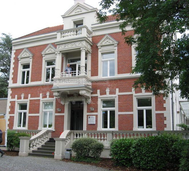 Bürgerhaus Villa Theresa Außenansicht