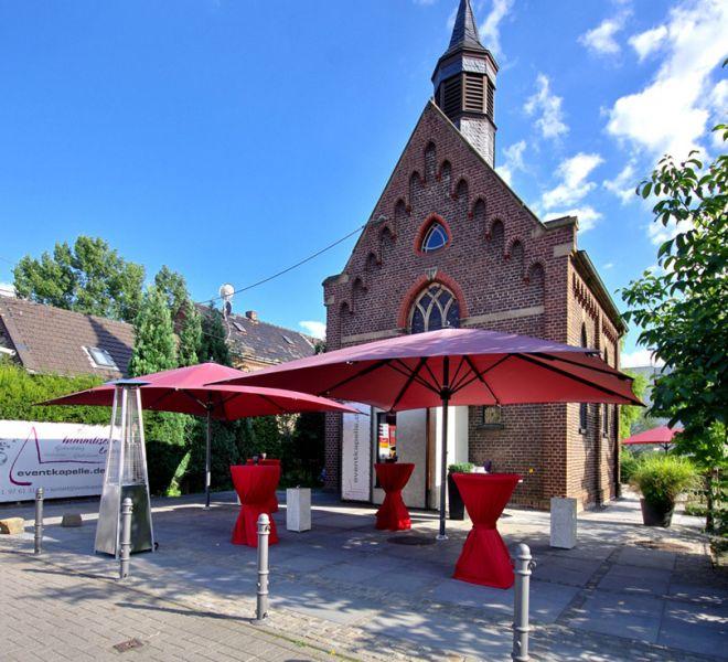 Eventkapelle Außenbereich