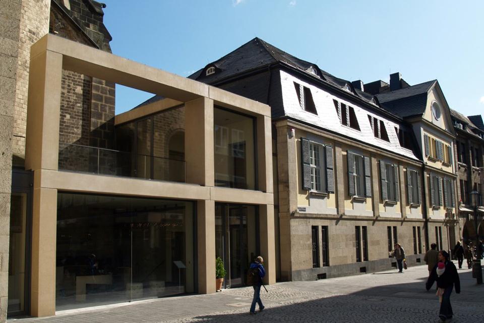 Münster-Carre Außenansicht