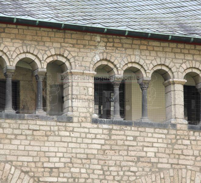 Münster-Carre Details des Bauwerks