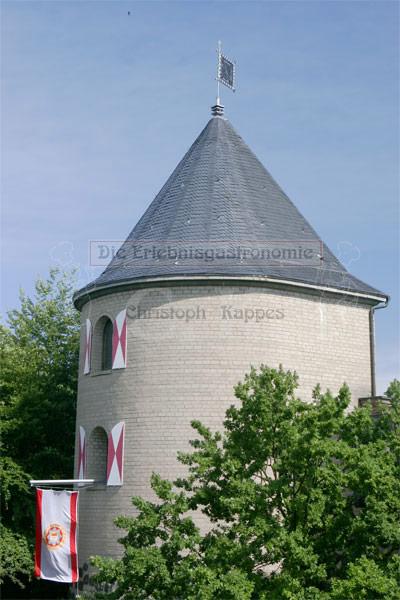 Sachsenturm Außenansicht
