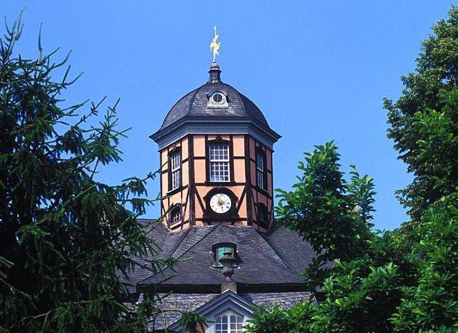 Schloss Arff Turm