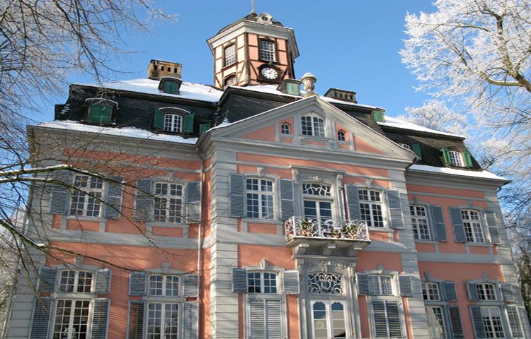 Schloss Arff Außenansicht