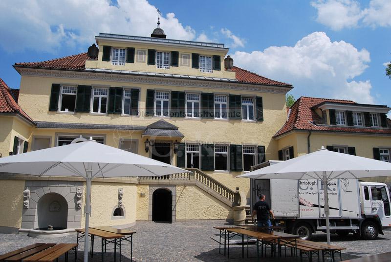 Schloss Eulenbroich Gebäude