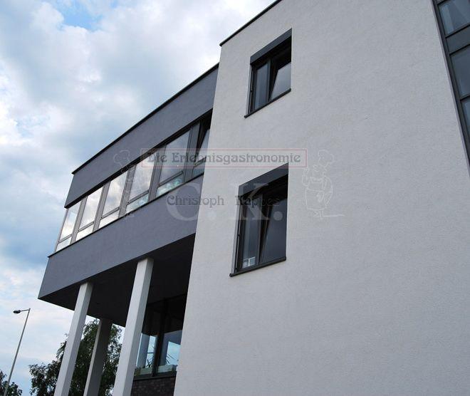 Tanzhaus Bonn Außenfassade