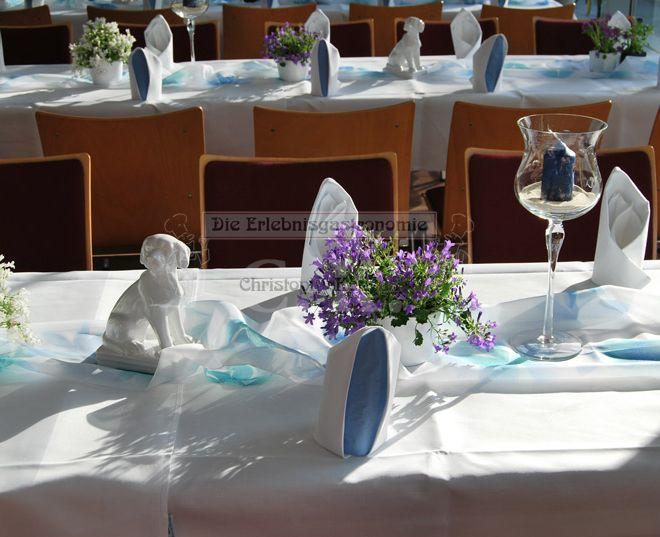 Villa Friedlinde Details Tischdekoration