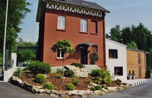 Villa Waldesruh Außenansicht