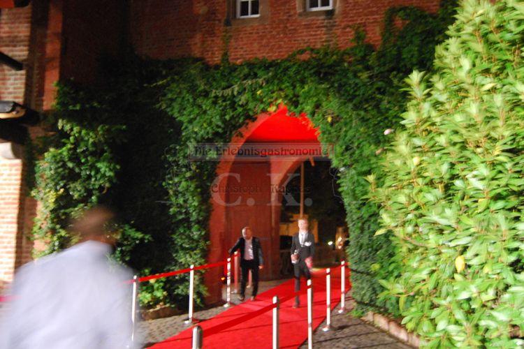 Roter Teppich bei der Top Sommer-Nacht
