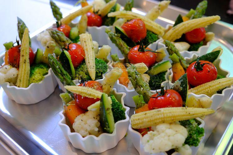 Gemüsevariation